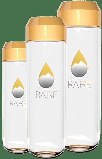 RARE Mineral Bottles
